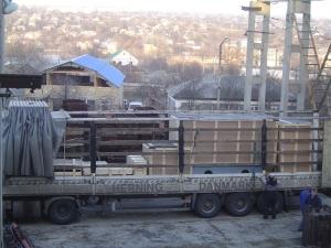 Перевозка дизель-генератора (ДЭС) ДГА-315